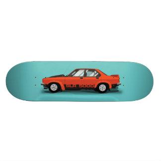 Muscle Cars - SLR5000 Skateboard Deck