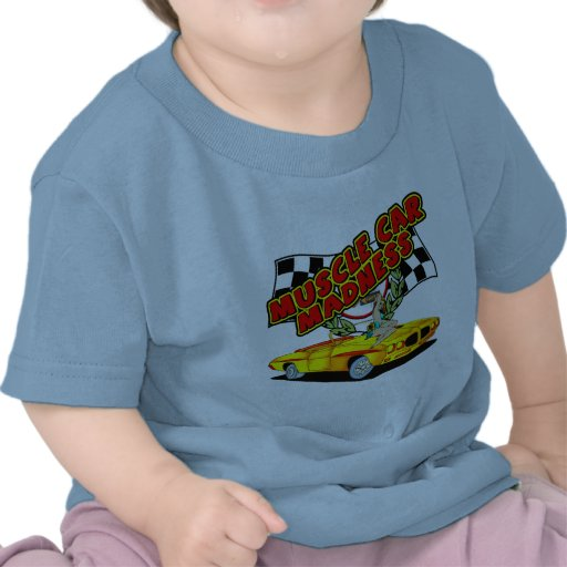 Muscle Cars T Shirts