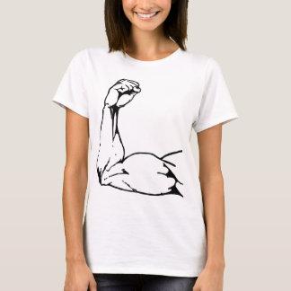 Muscle Flexing T-Shirt