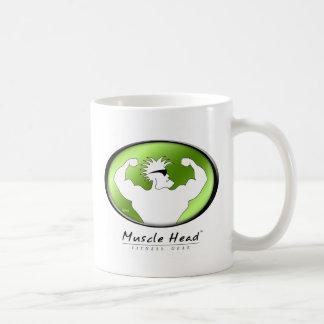 Muscle Head Coffee Mug