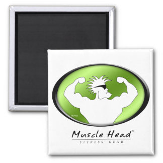Muscle Head Magnet