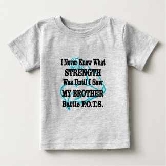 Muscle/I Never Knew...Brother Baby T-Shirt