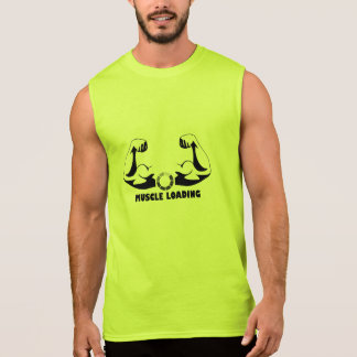 Muscle Loading  Ultra Cotton Sleeveless T-Shirt