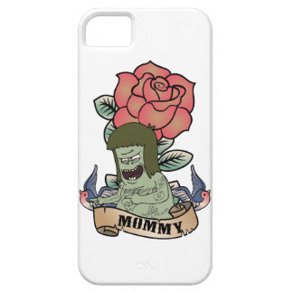 MUSCLE MAN TATTOO iPhone SE/5/5s CASE