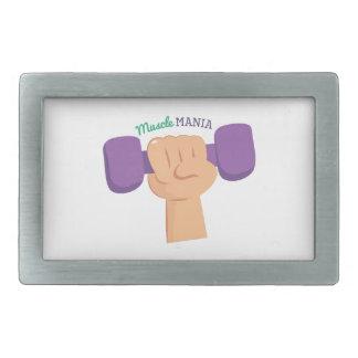 Muscle Mania Belt Buckles