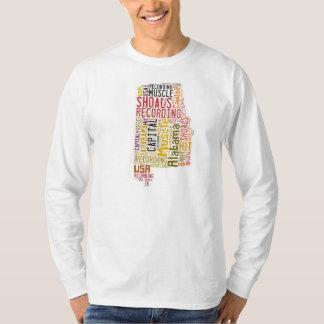 Muscle Shoals, Alabama, Hit Recording Capital T-Shirt