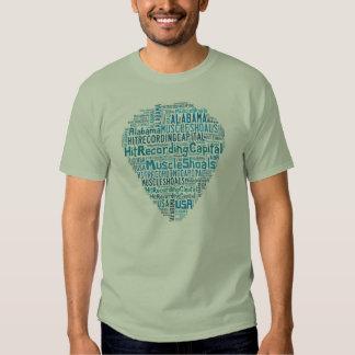 Muscle Shoals, Alabama t-shirt