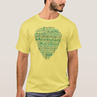 Muscle Shoals - on a pick T-Shirt