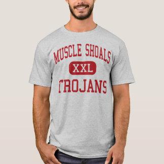 Muscle Shoals - Trojans - High - Muscle Shoals T-Shirt