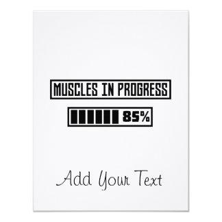 Muscles in Progess workout  Zpf7n Card