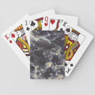 Muscovite Mica Closeup Photo Playing Cards