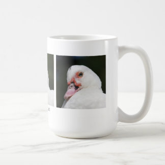 Muscovy Duck Classic White Coffee Mug