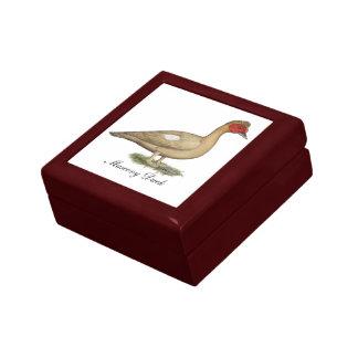 Muscovy Light Chocolate Drake Gift Box
