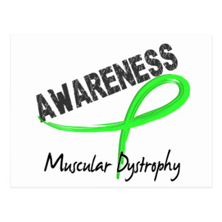 Muscular Dystrophy Awareness 3 Postcard