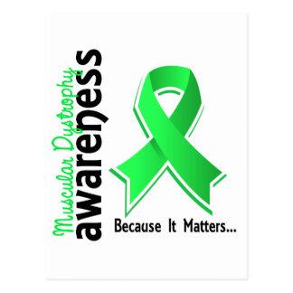 Muscular Dystrophy Awareness 5 Postcard