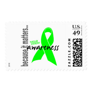 Muscular Dystrophy Awareness Postage