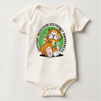 Muscular Dystrophy Cat Bodysuits