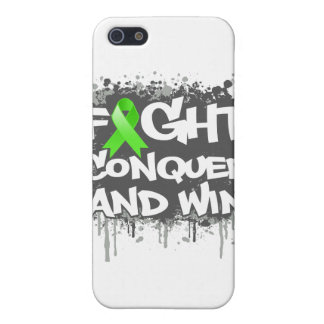 Muscular Dystrophy Fight Conquer and Win iPhone 5 Cover