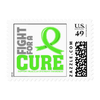 Muscular Dystrophy Fight For A Cure Postage Stamp