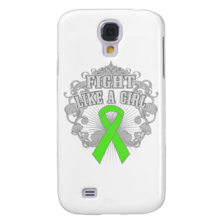 Muscular Dystrophy Fight Like A Girl Fleurish Galaxy S4 Covers