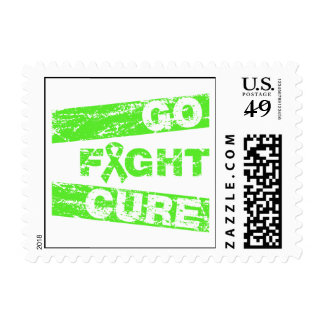 Muscular Dystrophy Go Fight Cure Stamp
