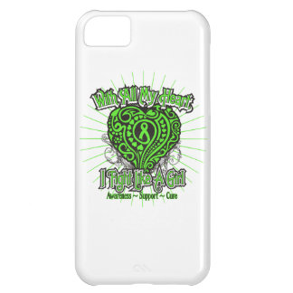 Muscular Dystrophy Heart I Fight Like A Girl iPhone 5C Cases
