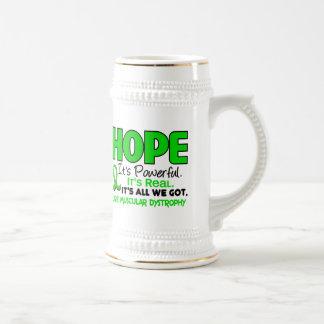 Muscular Dystrophy HOPE 1 18 Oz Beer Stein