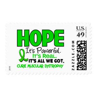 Muscular Dystrophy HOPE 1 Postage Stamp