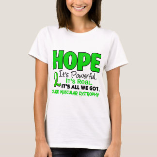 Muscular Dystrophy HOPE 1 T-Shirt