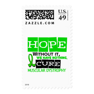 Muscular Dystrophy HOPE 2 Postage