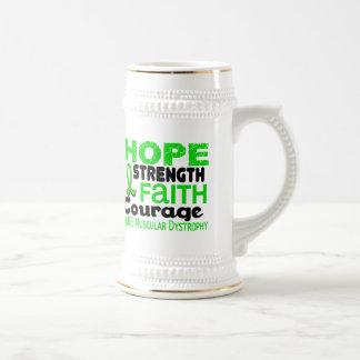 Muscular Dystrophy HOPE 3 Coffee Mug