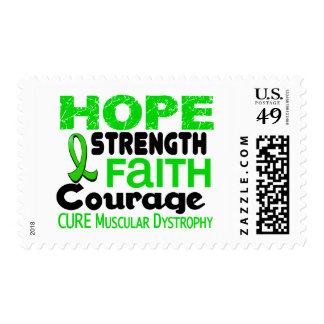 Muscular Dystrophy HOPE 3 Postage
