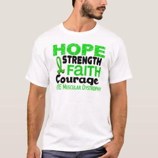 Muscular Dystrophy HOPE 3 T-Shirt