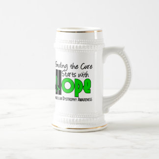 Muscular Dystrophy HOPE 4 18 Oz Beer Stein