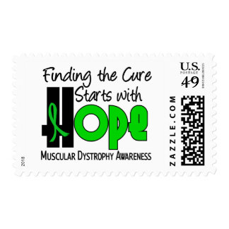 Muscular Dystrophy HOPE 4 Postage