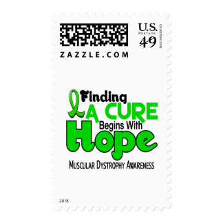 Muscular Dystrophy HOPE 5 Stamps