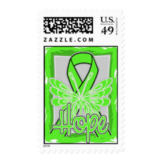 Muscular Dystrophy Hope Butterfly Stamps