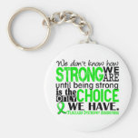 Muscular Dystrophy How Strong We Are Keychain