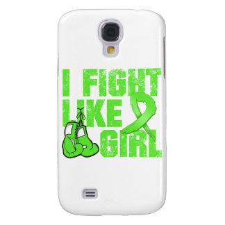 Muscular Dystrophy I Fight Like A Girl Grunge Galaxy S4 Case