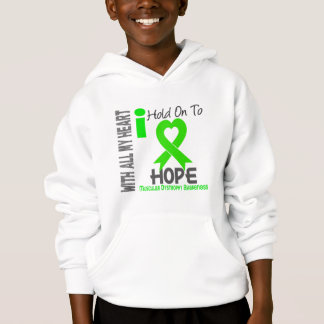 Muscular Dystrophy I Hold On To Hope Hoodie