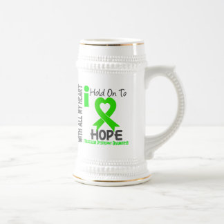 Muscular Dystrophy I Hold On To Hope Mugs