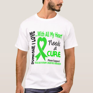 Muscular Dystrophy Needs A Cure 3 T-Shirt