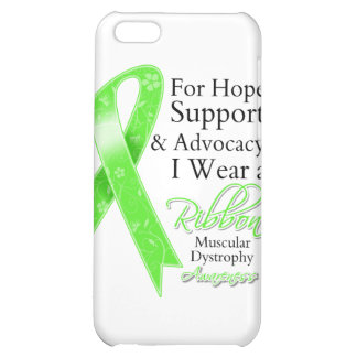 Muscular Dystrophy Support Hope Awareness Case For iPhone 5C