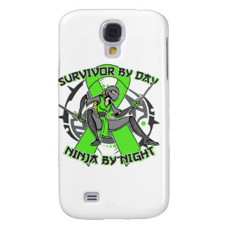 Muscular Dystrophy Survivor By Day Ninja By Night Samsung Galaxy S4 Cases