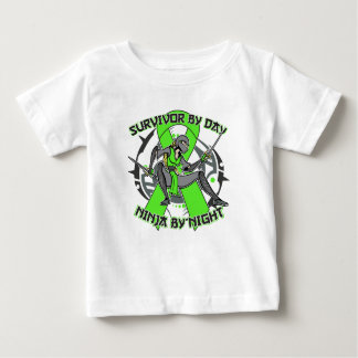 Muscular Dystrophy Survivor By Day Ninja By Night T-shirts