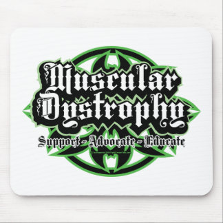 Muscular Dystrophy Tribal Mouse Pad