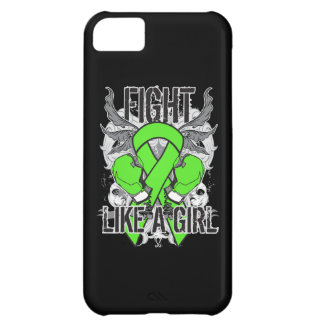 Muscular Dystrophy Ultra Fight Like A Girl Cover For iPhone 5C