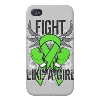 Muscular Dystrophy Ultra Fight Like A Girl Covers For iPhone 4