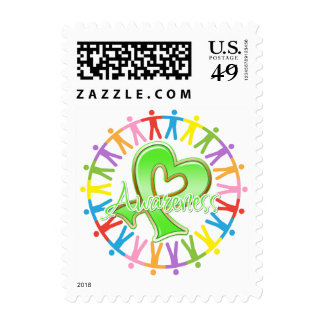 Muscular Dystrophy Unite in Awareness Postage Stamps