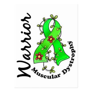Muscular Dystrophy Warrior 15 Postcard